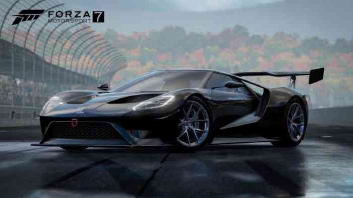 Forza Motorsport 7 drops live-action trailer, demo due date