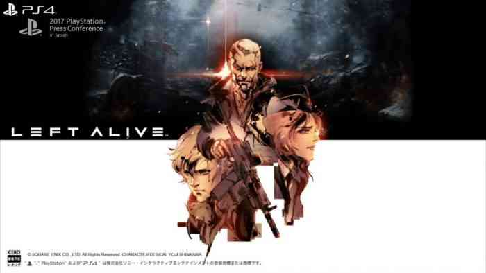 Left Alive teaser