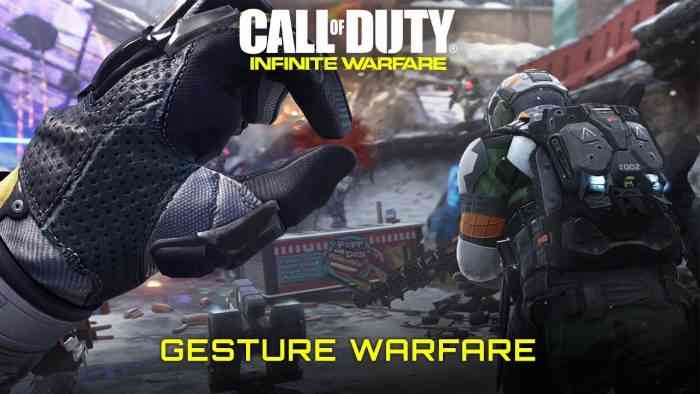 gesture warfare