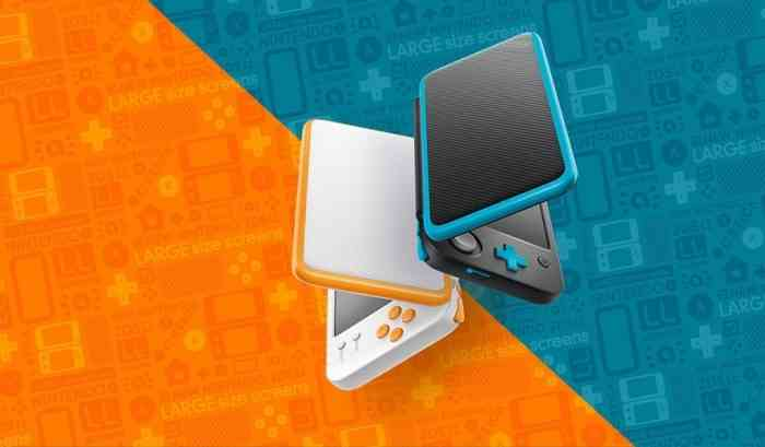 New 2DS XL Variants