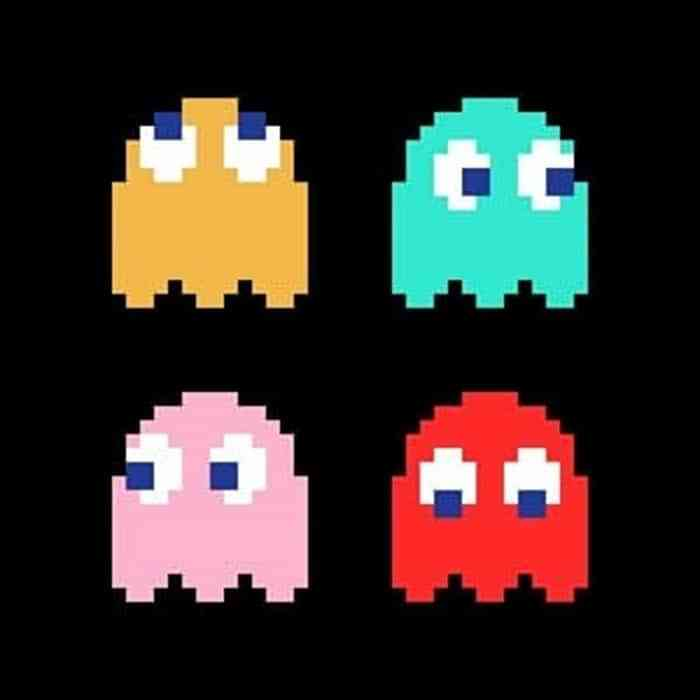 inky blinky pinky clyde pac-man ghosts article