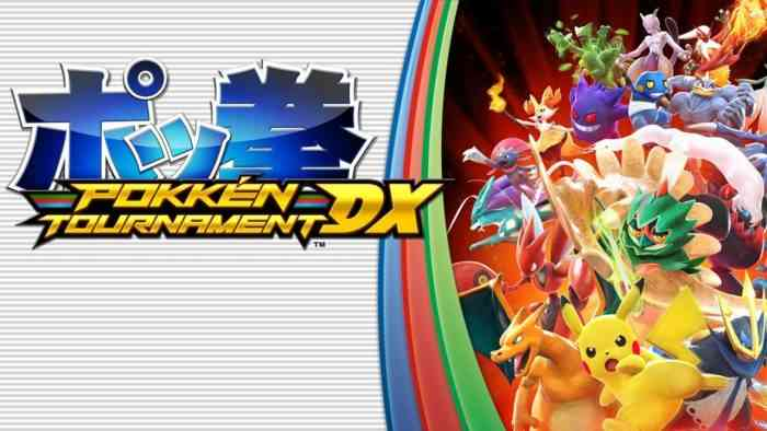 Top 12 Nintendo Switch Games Fall 2017 - Pokken Tournament DX - Article