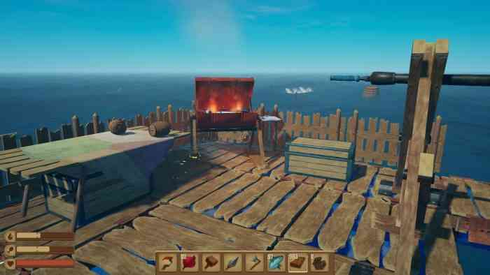 Raft Early Access