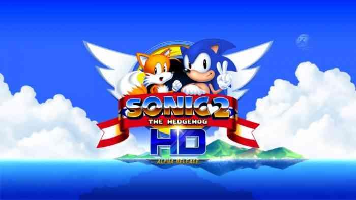 Sonic 2 HD