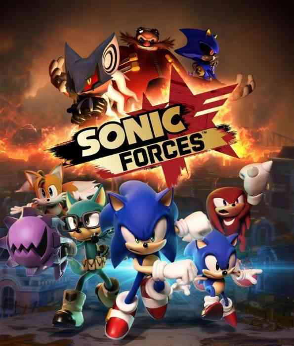 Top 12 Nintendo Switch Games Fall 2017 - Article Sonic Forces