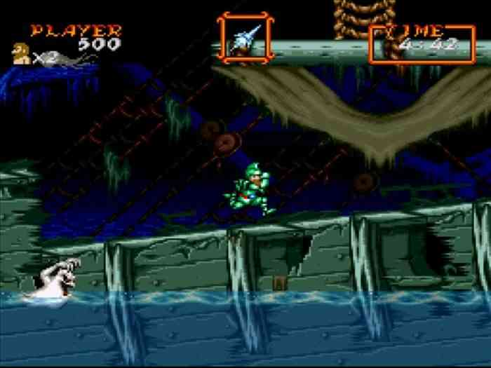 super ghouls ghosts article