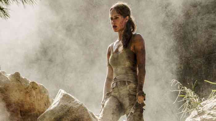 The First Tomb Raider Trailer Is Exciting And Mysterious