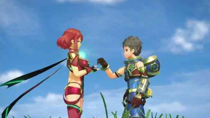 Top 12 Nintendo Switch Games Fall 2017 - Article - Xenoblade Chronicles 2