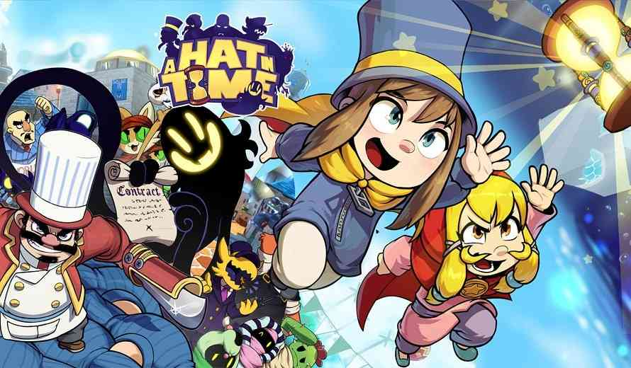 A Hat in Time Releases on the Switch This October   COGconnected