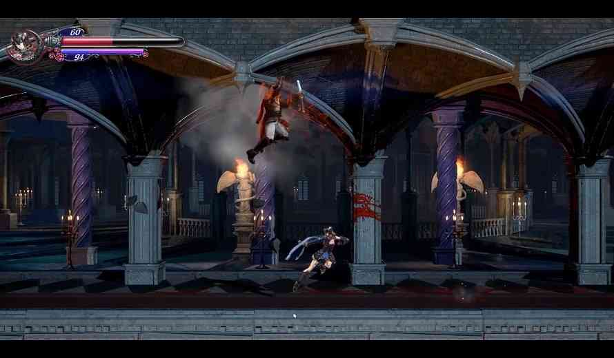 New Bloodstained Gameplay Shows Samurai Fights and Fur