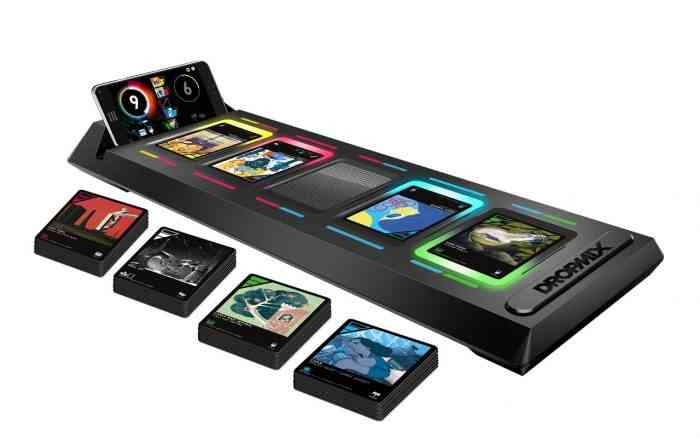 DropMix Board (Top Screen)