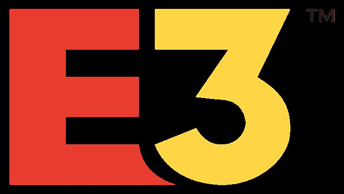 new E3 logo