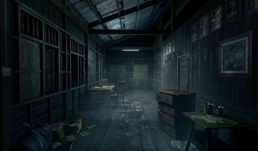 Get spooked with thai mythology inspired horror home for Sweet home 3d mobili