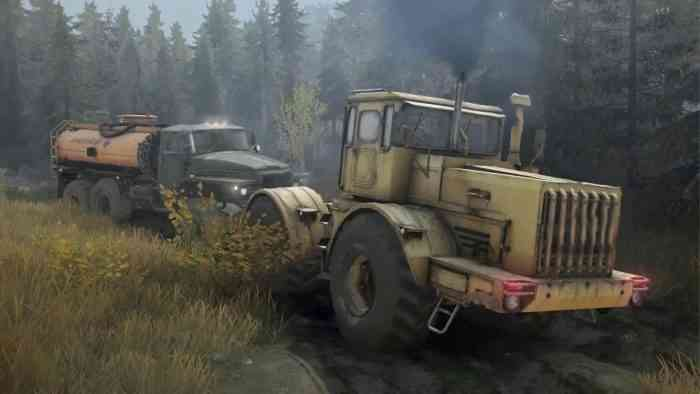 Spintires Mudrunner Pic 2