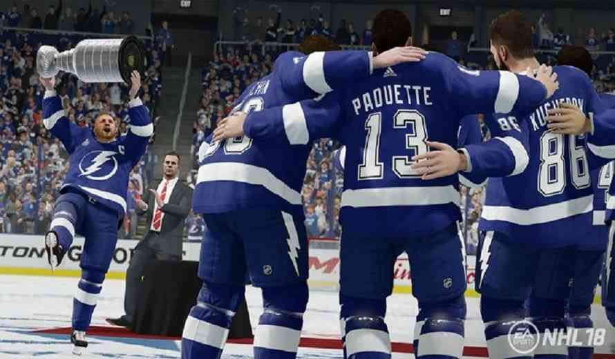 Lightning Beat The Oilers To Win Stanley Cup According To