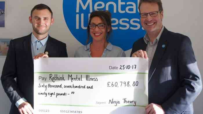 Hellblade Developers Raised a Large Donation for World Mental Health Day
