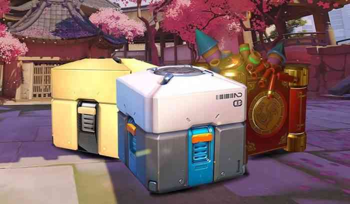 microtransactions / loot box