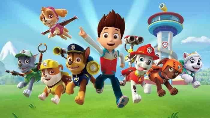 tv show paw patrol article
