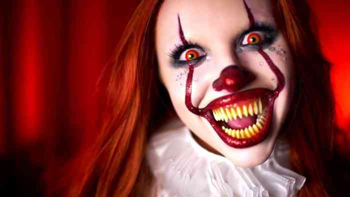 Pennywise Cosplay Top