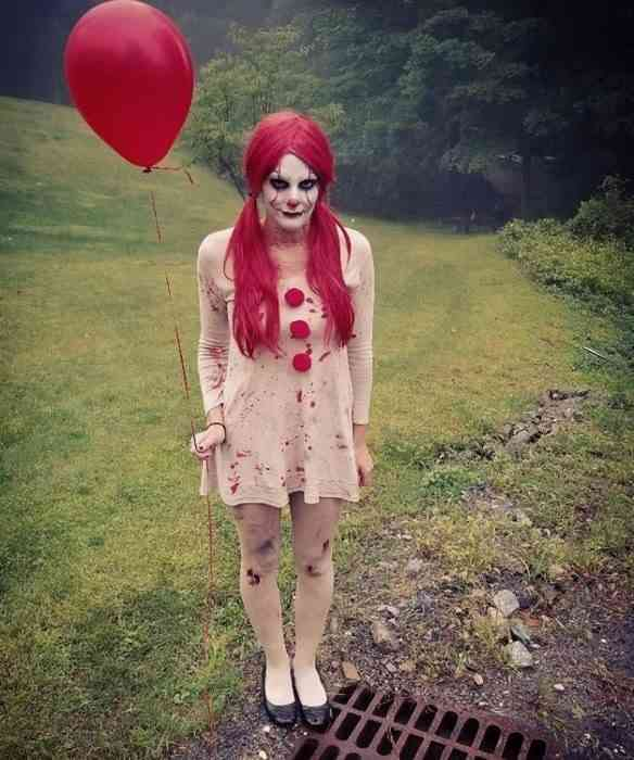 Pennywise Cosplay 15