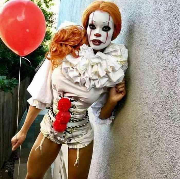 Pennywise Cosplay 2