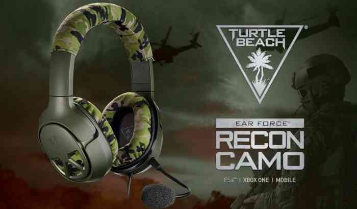 Recon Camo featured