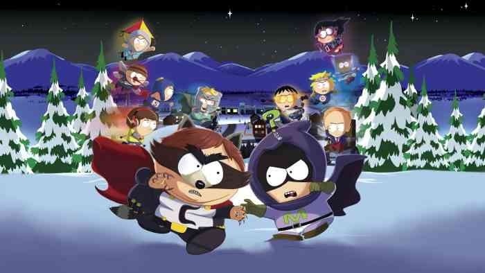 South Park Fractured but Whole HERO
