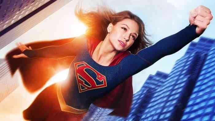 tv show supergirl article