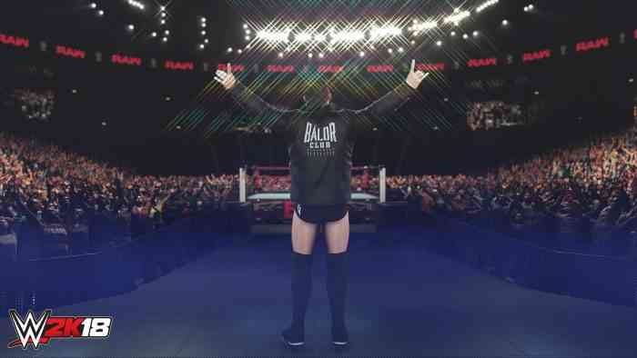 WWE 2K18 Hero Take 2