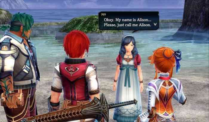 Ys VIII bad translation