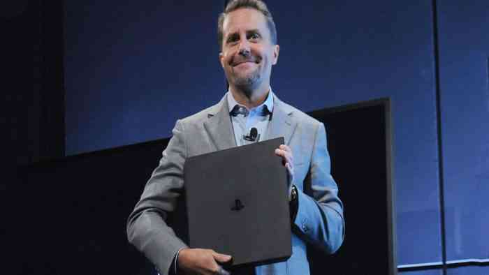 Andrew House Sony CEO