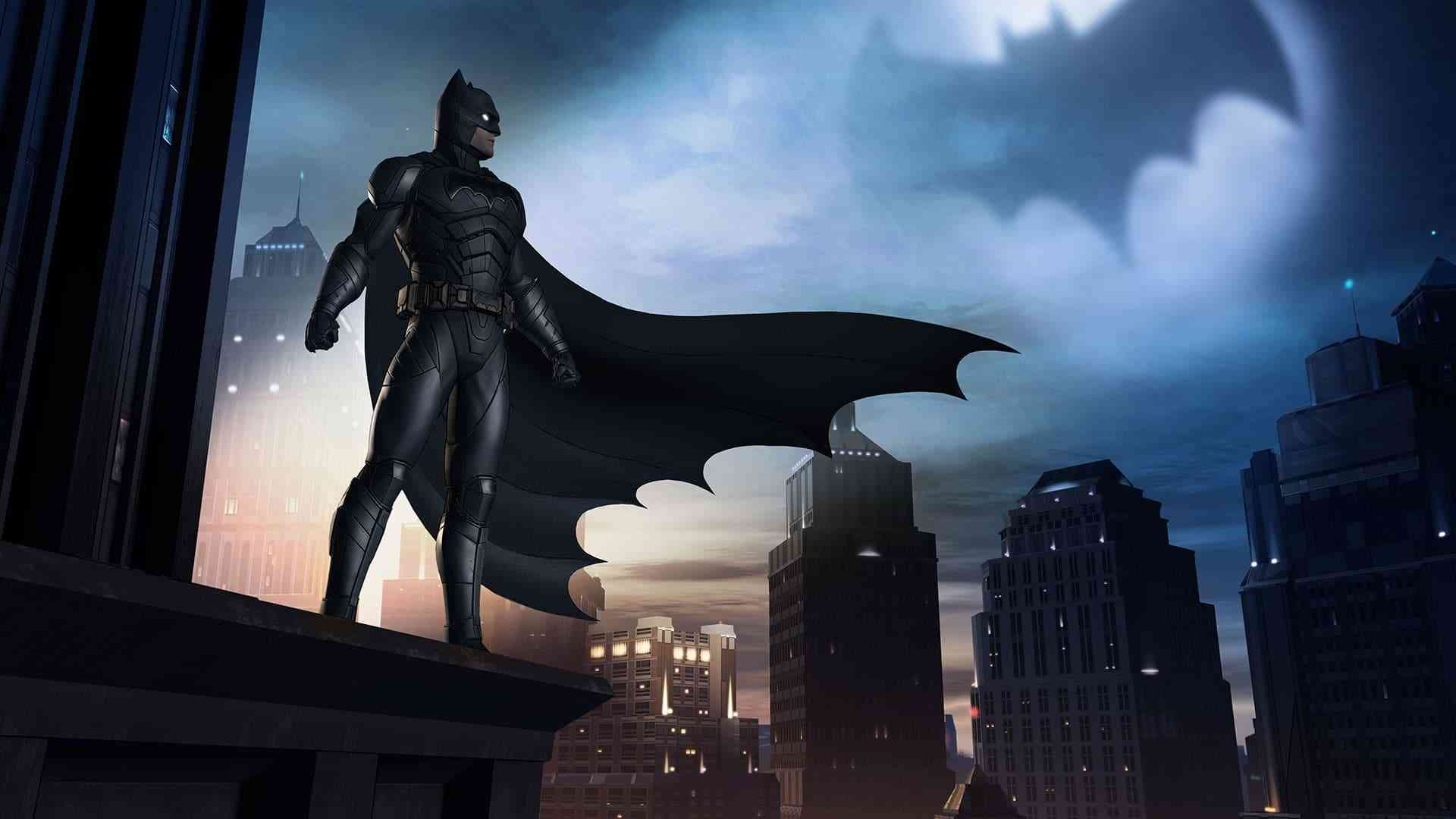 New Batman Game Gets Hinted At Through Recent Fortnite Update