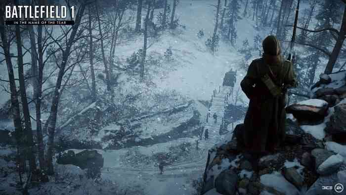 battlefield 1 in the name of the tsar expansion - article