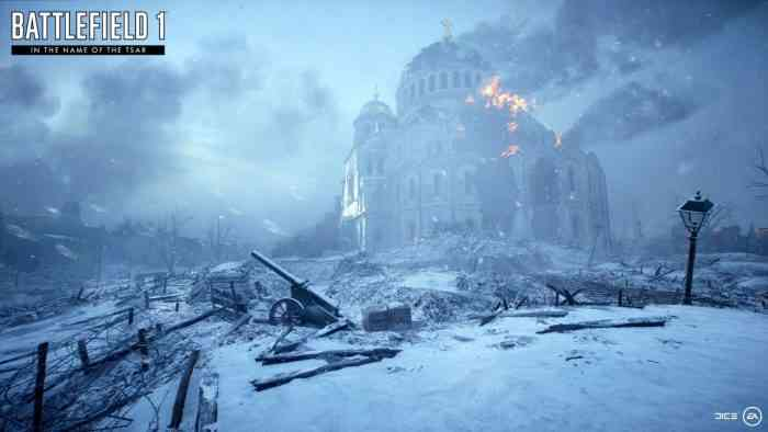 battlefield 1 in the name of the tsar expansion - article prime