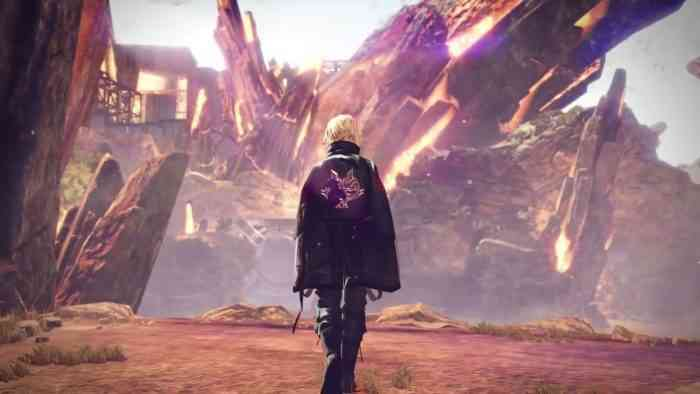 God Eater 3 announcement main