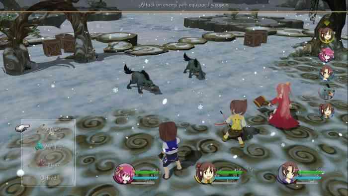 Guardians of Arcadia main screen 1280x