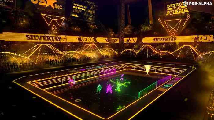 Laser League holding online field test