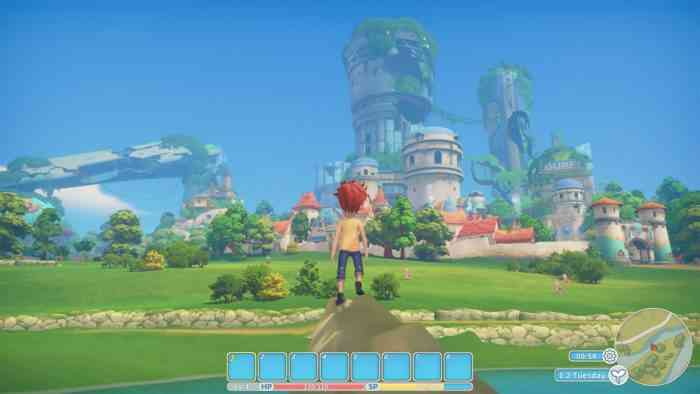 My Time at Portia