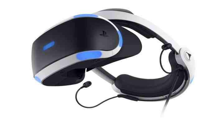 PlayStation VR headset updated