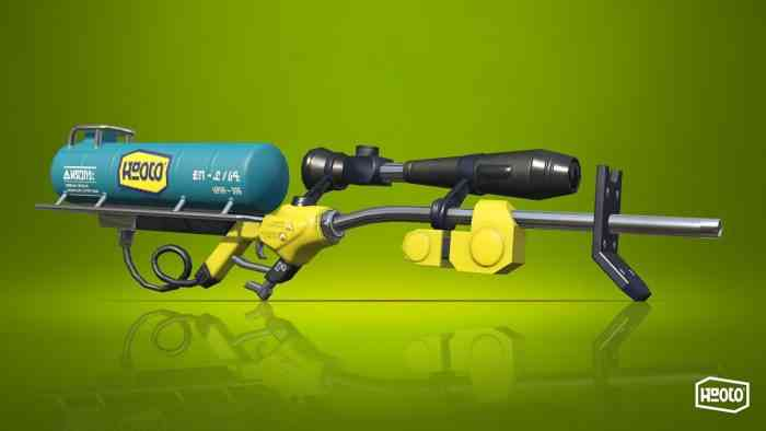 Splatoon 2 New Guns