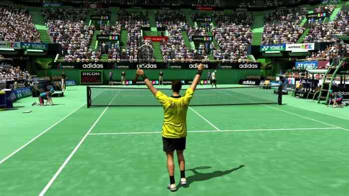 First Tennis World Tour trailer debuts at Paris Games Week
