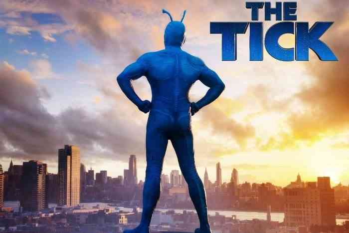 article the tick tv show