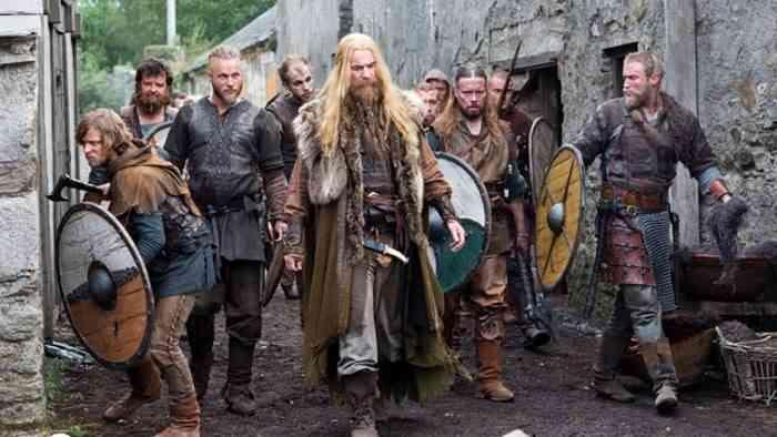 tv show vikings article