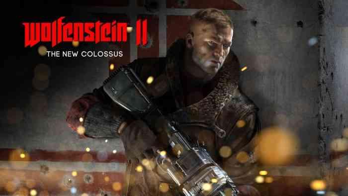 Wolfenstein II New Colossus HERO