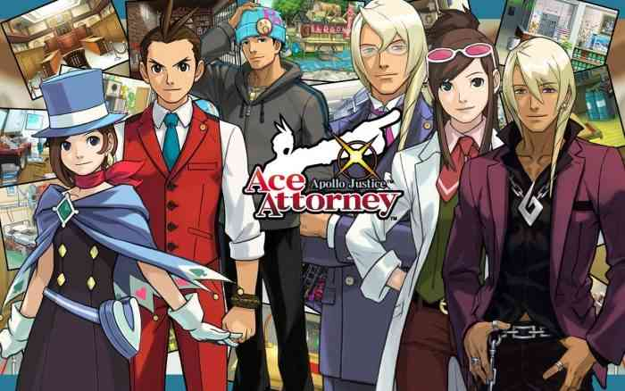Apollo Justice: Ace Attorney Review