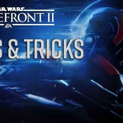 Battlefront 2 Tips feature