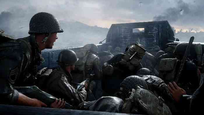 Call of Duty WW2 Screen 4