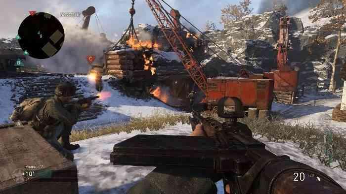 Call of Duty WW2 Screen 2