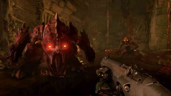 DOOM Now Available For Nintendo Switch Worldwide