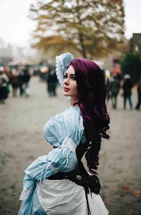 Jenna Lynn Meowri Cosplay